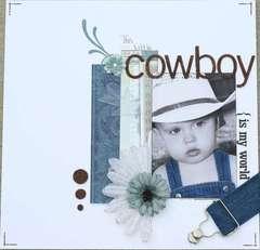 This Little Cowboy