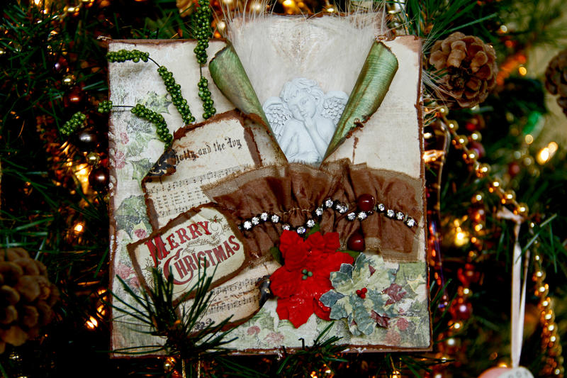 Merry Christmas Card *Swirlydoos Kit Club*
