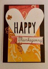 Happy Heart Thanksgiving