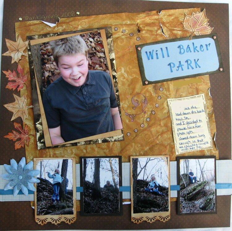Will Baker Park
