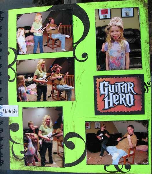 Guitar Hero Birthday