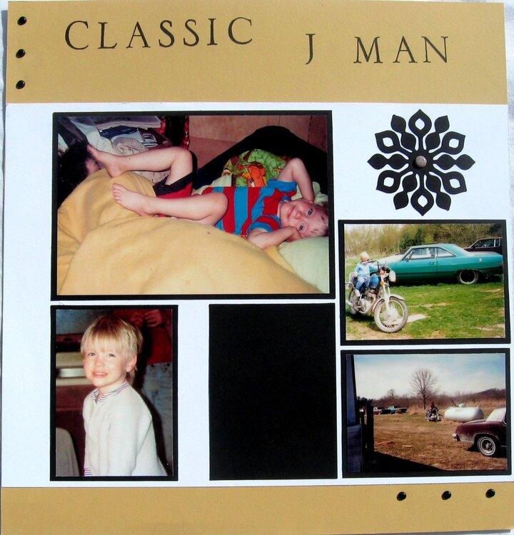 Classic J Man