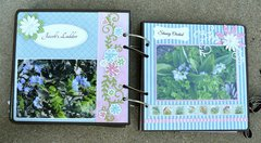 Jacob's Ladder and Showy Orchid Pages