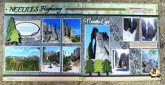 Needles Highway 2012 Trip