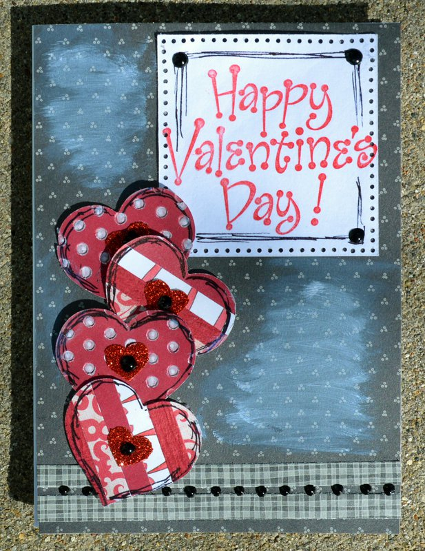 Happy Valentine's Day Card Second Try