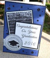 Nephew's Graduation Card