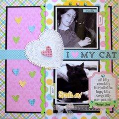I (Heart) My Cat