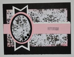Banner Medallion Card