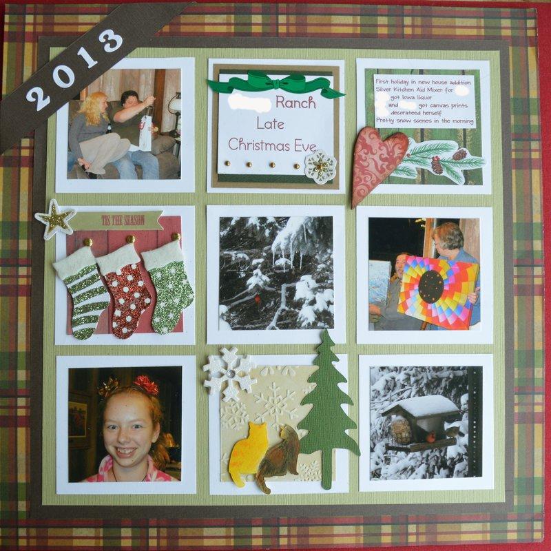 """Christmas 2013 at the """"Ranch"""""""