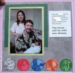 Jedi Album page 20