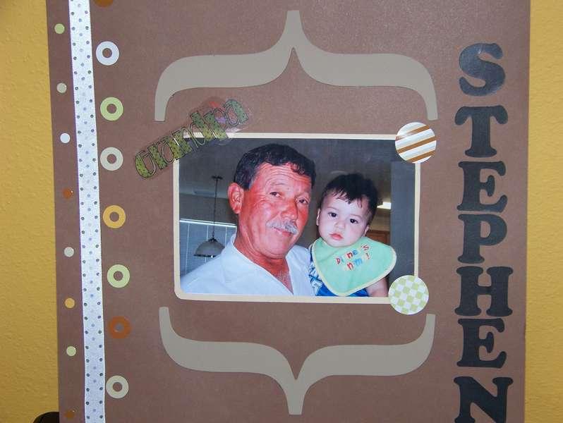 Grandpa and Stephen