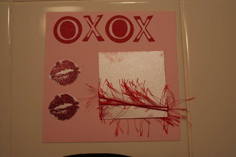 6x6 ABC Swap Kisses