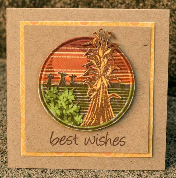 best wishes paper piecing