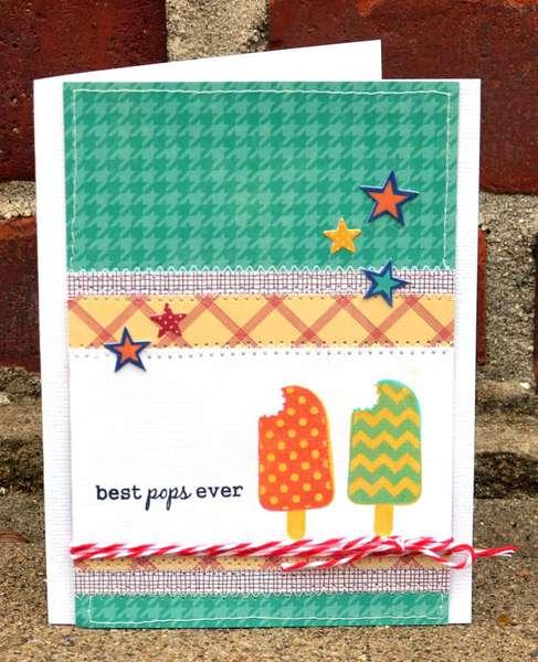 Best Pops Ever Card