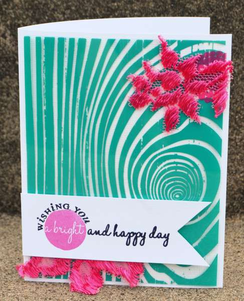 bright and happy day card