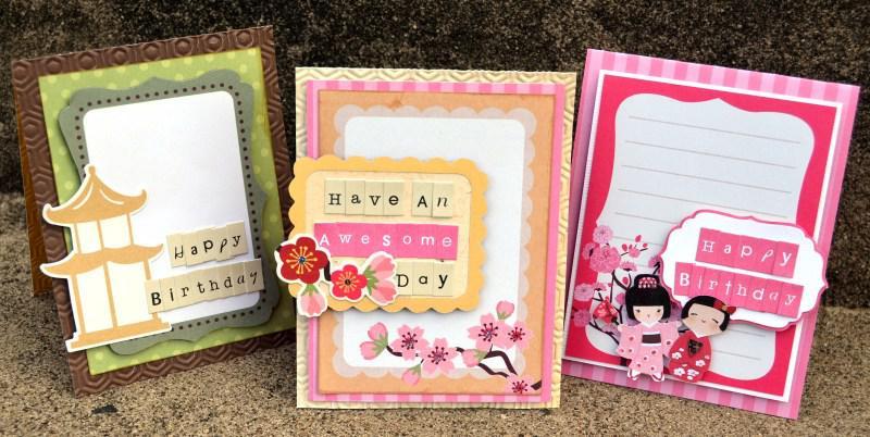 mini cards set