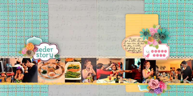 Seder Story