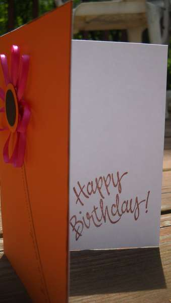 Birthday Card - Inside