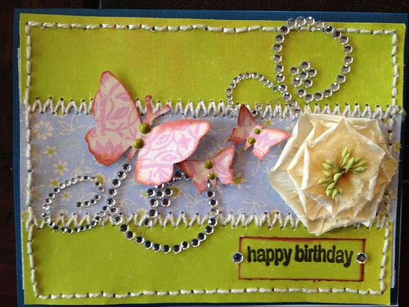 Scraplift - Birthday Card