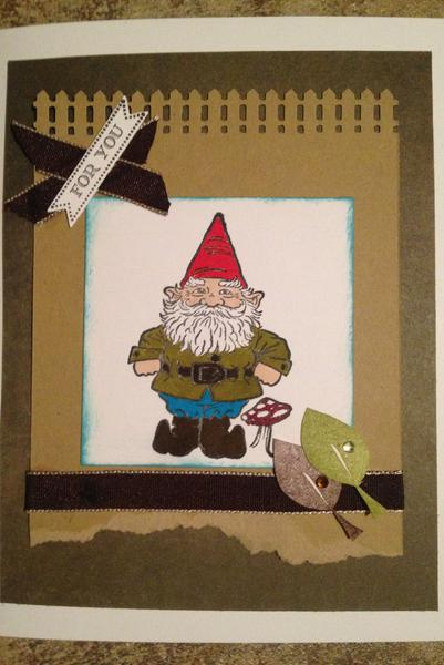 "A Gnome ""For You"""