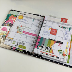 Simple Stories Carpe Diem Planner!