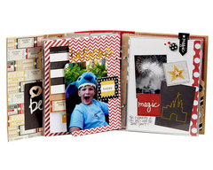 Say Cheese II - 6x8 SN@P! Binder