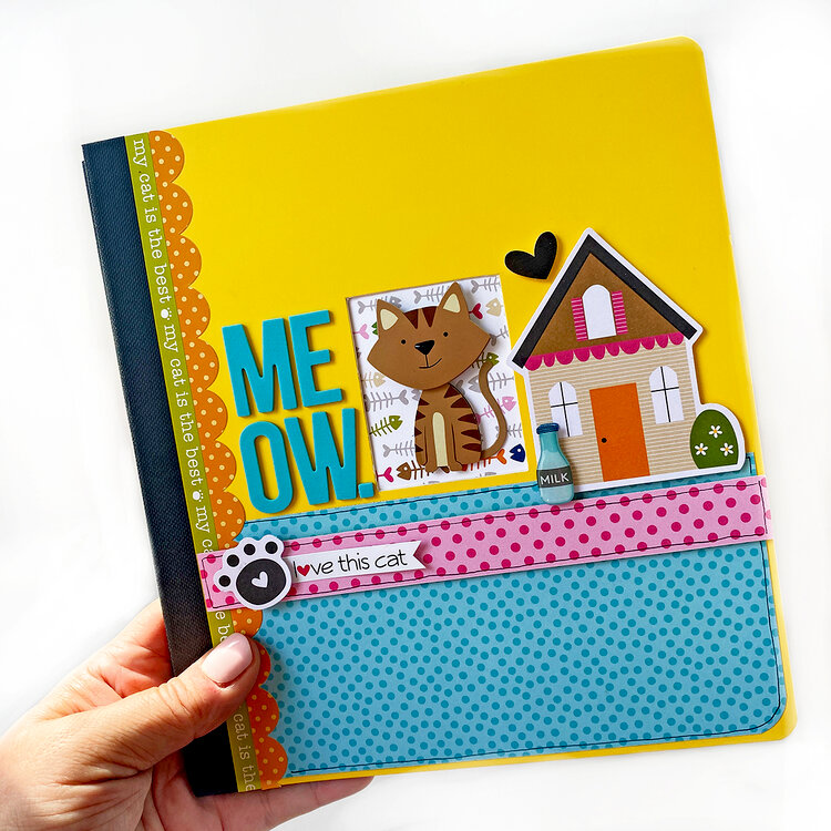 The Cat's Meow Mini Book