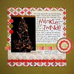 NEW Scenic Route Garland - Twinkle Twinkle