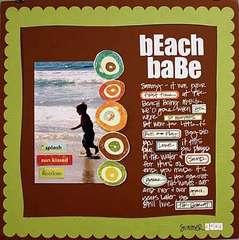 Beach Babe - NEW Scenic Route Grafton!