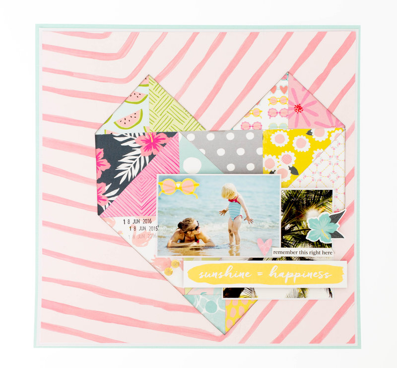 Dear Lizzy's Happy Place Collection by American Crafts