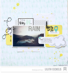 Rain Layout by Lilith Eeckels