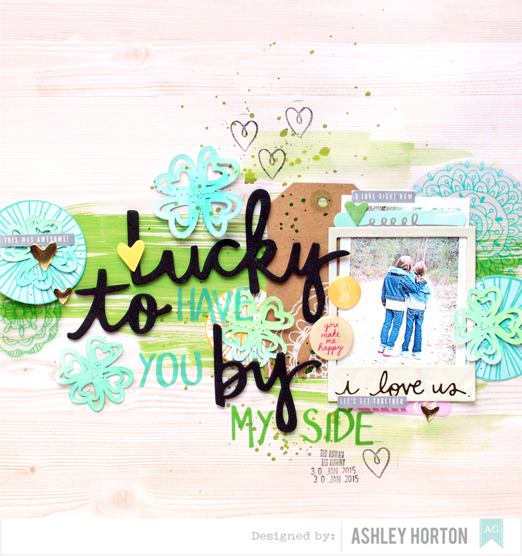 Lucky to Have You by My Side by Ashley Horton