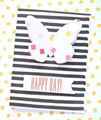Dear Lizzy Fine and Dandy Card Inspiration