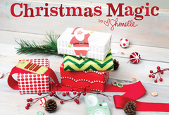 New Christmas Magic Collection by Shimelle for American Crafts
