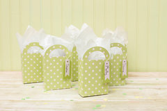 American Crafts DIY Party Gift Bag Treat Boxes