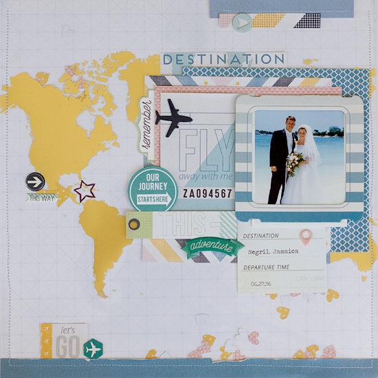 Destination by PP Guest Designer Carri Powers