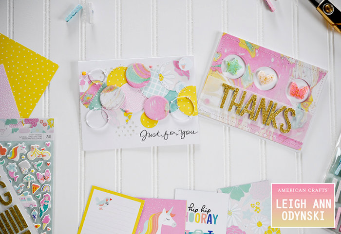 Just For You Cards by Leigh Ann