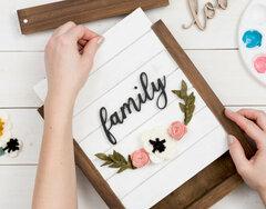 Family Pocket Frame