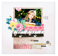 Capture delightful memories with Bloom by Maggie Holmes