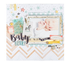 Precious Little You Collection from Crate Paper