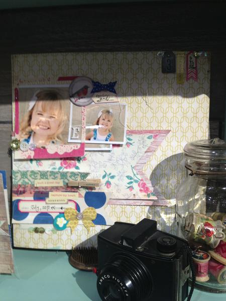 Brand New CHA Winter 2013 Crate Paper Maggie Holmes