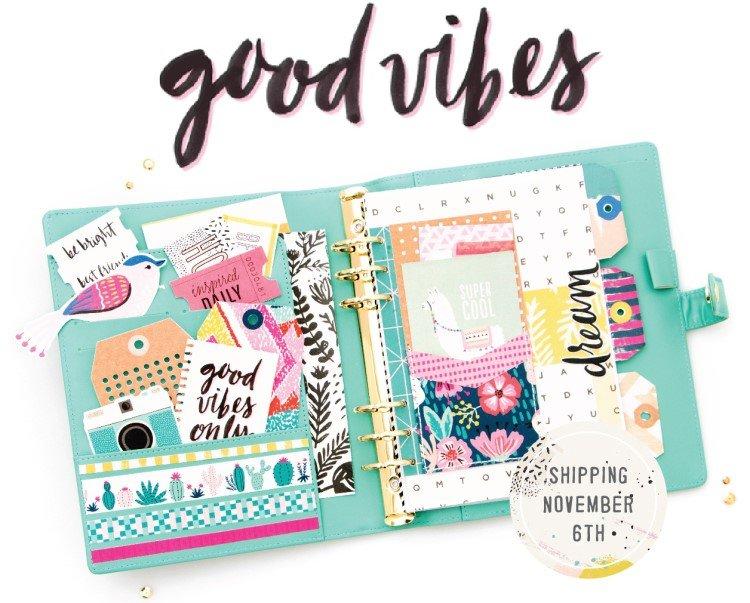 Planning On Good Vibes