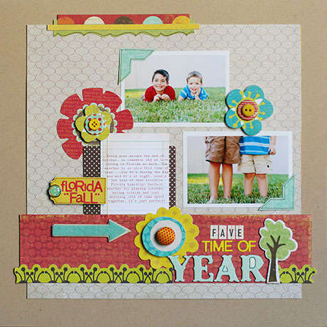 "Crate Paper ""FAVE time of YEAR"" by Kelly Noel"