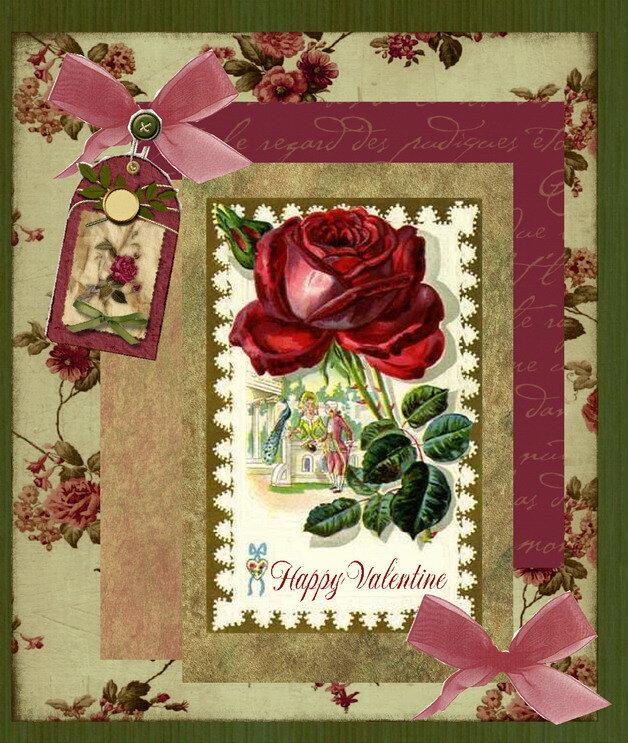happy valentine to my friends