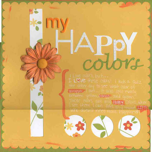My Happy Colors