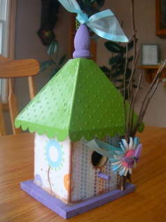 Mother's Day birdhouse