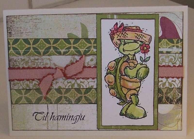 Miss Turtle :)