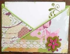 Criss cross card :)