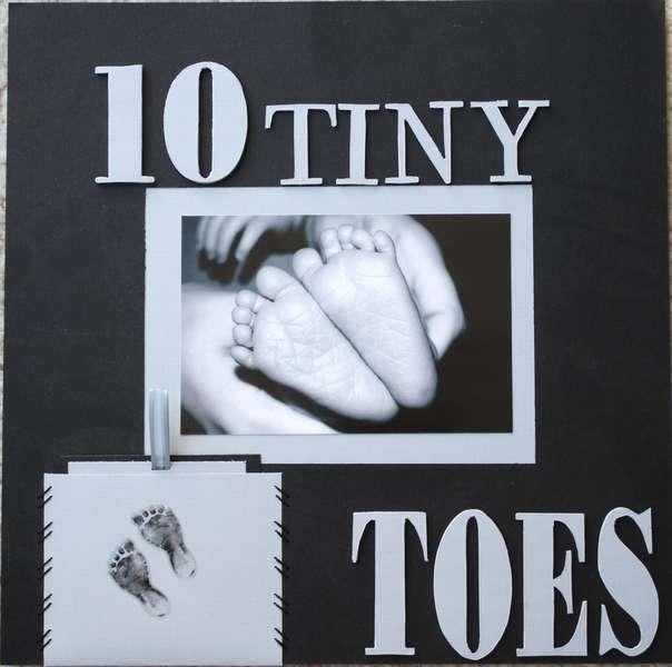 10 Tiny Toes