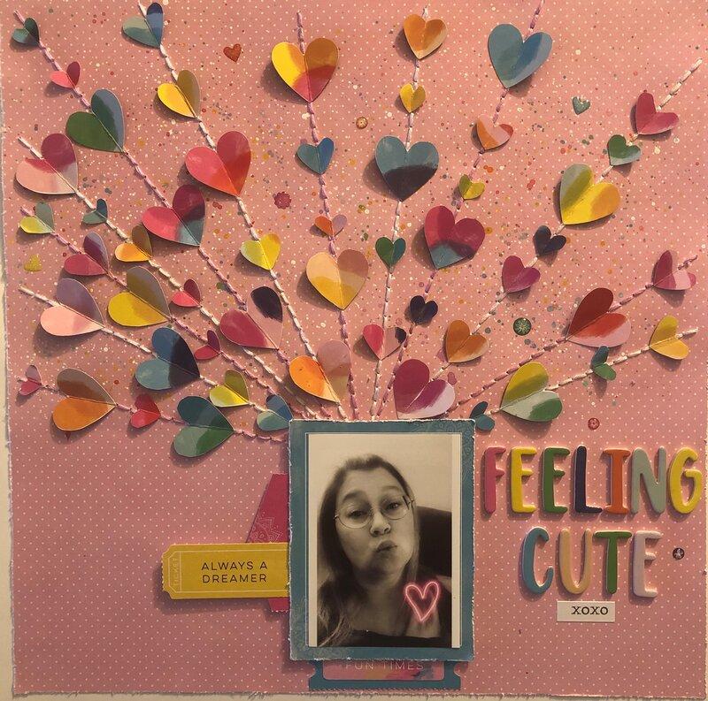 Feeling Cute